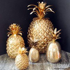 Pineapple Jars & Ice Buckets #splendideveryday