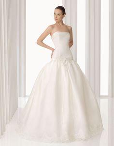 Rosa Clara Anemona Bridal Gown(2012) (RC12_Anemona) $309.99 Rosa Clara