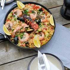 Paella rawaa kitchen