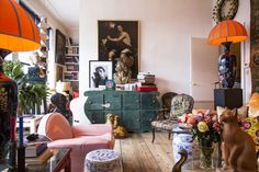 See more of Gert Voorjans 's Private home, studio and office on 1stdibs
