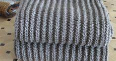 Easy Scarf Knitting Patterns, Knitted Hats, Knits, Fashion, Fabrics, Wool, Tricot, Fantasy, Moda