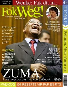 fok off zuma News South Africa, Afrikaanse Quotes, My Way, Funny Jokes, Nostalgia, African, Rainbow, Education, Friends
