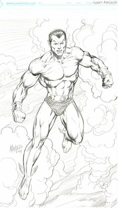 Namor screenshots, images and pictures - Comic Vine
