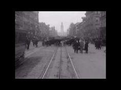 Arvo Pärt - Spiegel Im Spiegel (Violin And Piano). Set to a film from 1905-1906 of Market Street in San Francisco --music doesnt start unilt ~:37