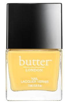 Can't wait to try out this bright pink Butter London polish.
