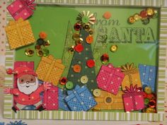 HandmadebyRenuka: Christmas card day 19- 2014