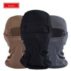Face Shields Sports Equipment Soft Balaclava Cap Face Protection CS Flying Tigers Tactics Caps Protective Mask black Sun