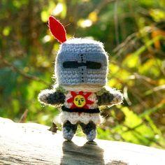 Kitsune a ninetailed fox crochet PDF PATTERN by ...