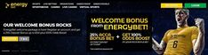 EnergyBet Sports Welcome Bonus: Join EnergyBet and get Acca Bonus Bet plus Odds Boost - All the juicy details inside. Sporting Live, Live Casino, Sports News, Welcome, Sign, Signs, Board
