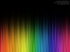 abstract rainbow colors
