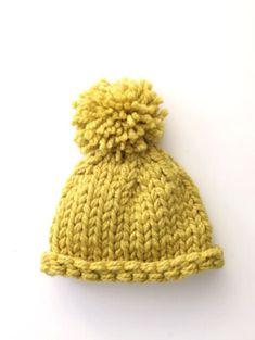 Free Knitting Pattern: Hat