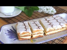 Mille-feuille - YouTube