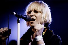 Sia is a singer-songwriter who has written for other artists such as Rihanna, Britney Spears and Beyoncé. Description from blog.dailyfreepress.com. I searched for this on bing.com/images