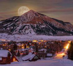 Crested Butte Mountain, Colorado