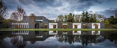 Lakewood Cemetery Garden Mausoleum / HGA Architects and Engineers