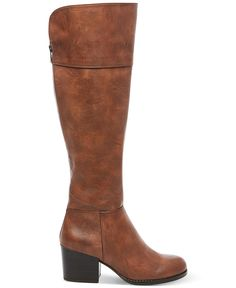 Madden Girl Wendii Tall Boots | Shop the look #shoes #boots #fall #ridingboots #ad