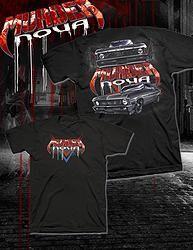 Murder Nova T-Shirt #MurderNova
