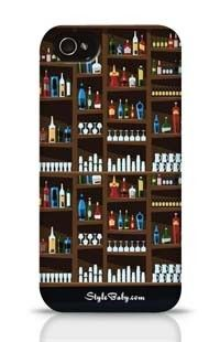 Bar Counter Apple iPhone 5C Phone Case