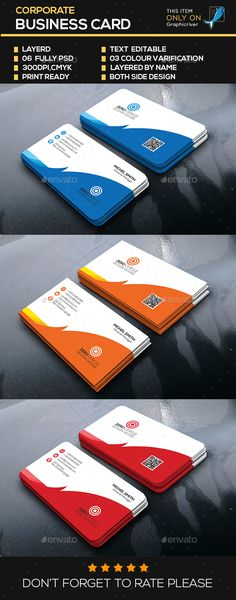 Corporate business card art and other ideas pinterest design corporate business card art and other ideas pinterest design cartes de visita e cartes de visita prodissionais reheart Gallery