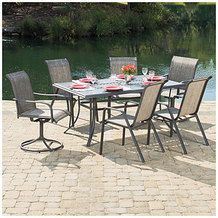 Wilson & Fisher® Monterra 7-pc. Dining Set from Big Lots $349.99>