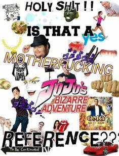 reaction pics memes pictures jojo's bizarre adventure Best Memes, Dankest Memes, Funny Memes, Jojo's Bizarre Adventure, Reaction Pictures, Best Funny Pictures, England Funny, English Memes, Jojo Memes