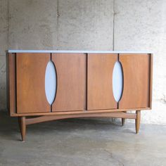 Beautiful credenza, made by Garrison, in the 60s