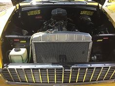 55 Chevy Sedan