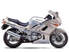 Kawasaki ZZ-R600 (1998)