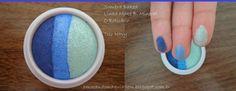 Comprei e não gostei do Trio de Sombras cor Navy da linha Make B. Mineral Baked de O Boticário... :/  Pontos Positivos são: - As cores são lindas e muito brilhantes; - A embalagem é linda e muito resistente. Quer saber quais são os Pontos Negativos? Acesse o POST: http://ammandomaquiagem.blogspot.com.br/2013/10/TriodeSombrasdalinhaMakeBMineralBakeddeOBoticario.html