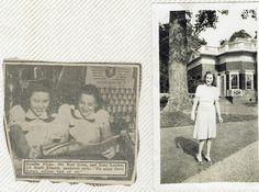 Yesterday: 'Sandwich girls' from 1936
