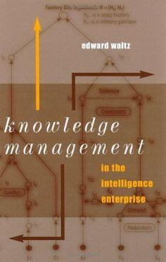 Knowledge Management in the Intelligence Enterprise/  Edward Waltz. 2003.