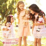on sale american girl stuff, cool! could have used this back in the day:)   Take a look at the American Girl® event on #zulily today!
