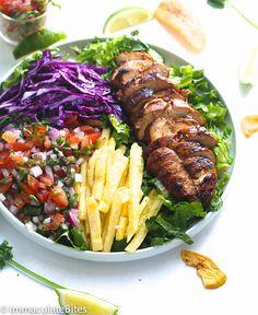 chicken salad caribbean grill chicken salad more caribbean chicken