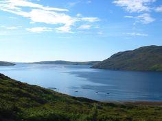 Little Loch Broom, Scotland