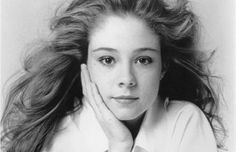 Megan Follows as Anne in Anne of Green Gables. Wasn't she beautiful? A beautiful ginger!