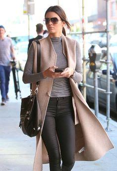 Тренд 2015: пальто без рукавов | Мода и красота | Свежие новости, эффективные диеты, лучшие советы психолога вместе с Woman.ua
