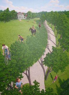 Rob Gonsalves - Shade Tree Parade