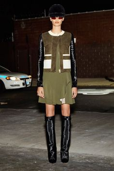 Givenchy | Pre-Fall 2012 Collection | Vogue Runway