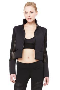Shell Jacket | Women's Coverups | ALO Yoga Workout Clothes for Women | Tank tops | Sport Bras | Leggings | Workout shorts | Gym clothes | Yoga Tops | SHOP @ FitnessApparelExpress.com