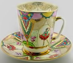 Bailey cup and saucer