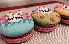 ⭐️Cute Macaron⭐️ by Love Macaroons  甜美瘋子 造型馬卡龍 復活節 Easter Rabbit & Egg