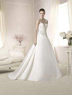 TRENDY W ONE-75 abiti da sogno, per #matrimoni di grande classe: #eleganza e qualità #sartoriale  www.mariages.it