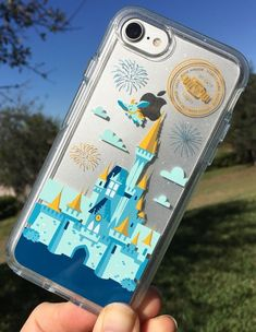 Keep Your Phone Safe and Stylish with the New Cinderella OtterBox Case