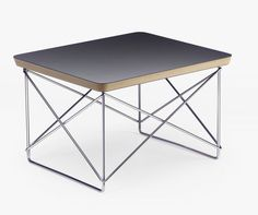 Occasional Table LTR, designed by Charles & Ray Eames for Vitra.