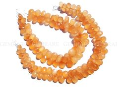 Peach Moonstone Beads Pear Faceted Beads Quality A #peachmoonstone #peachmoonstonebeads #peachmoonstonebead #peachmoonstonepear #pearbeads #beadswholesaler #semipreciousstone #gemstonebeads #gemrare #beadwork #beadstore #bead