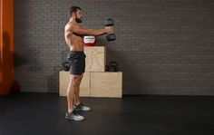 Squeeze out every last ounce of extra body fat with this metabolic conditioning routine