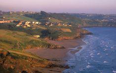 Playa 1ª y 2ª de Xivares / Peña María #Carreño #playa #beach #Asturias #ParaísoNatural #NaturalParadise #Spain