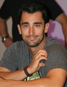 Matt Carpenter...he's actually not as bad looking as I thought.