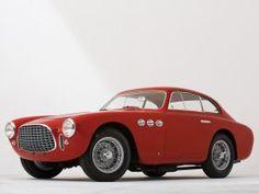Fotos de Ferrari 225 S Berlinetta 1952