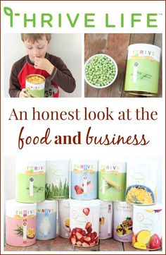 An honest look at the food and business opportunity of Thrive life Mason Jar Meals, Meals In A Jar, Jar Gifts, Food Gifts, Thrive Food Storage, Life Review, Thrive Life, Freeze Drying Food, Instant Recipes